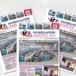 Kaiserslautern American, ein Produkt der AdvantiPro GmbH, Verlag für amerikanische Publikationen in Deutschland